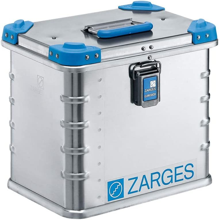 K440 Storage Containers, Aluminum Transport Case, Travel Accessories, Lock Box – ZARGES