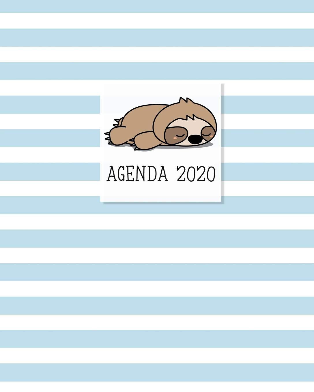 Amazon.com: Agenda 2020: Diario Agenda Settimanale Datato ...