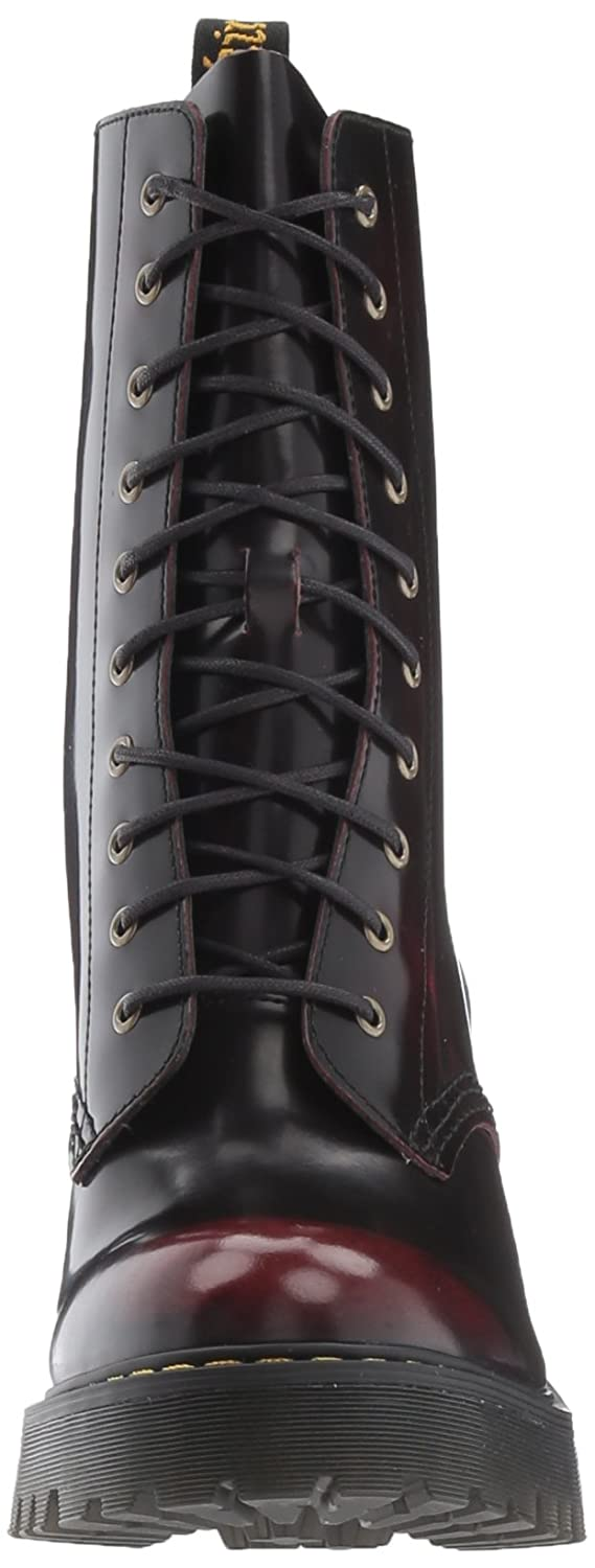 Dr. Martens Women's Kendra Fashion Boot B0713WKT6T 9 Medium UK (11 US)|Cherry Red