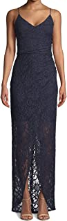 product image for Betsy & Adam Womens Lace Wrap Formal Dress