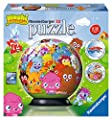 Moshi Monsters 3d Puzzle 72-piece from Ravensburger