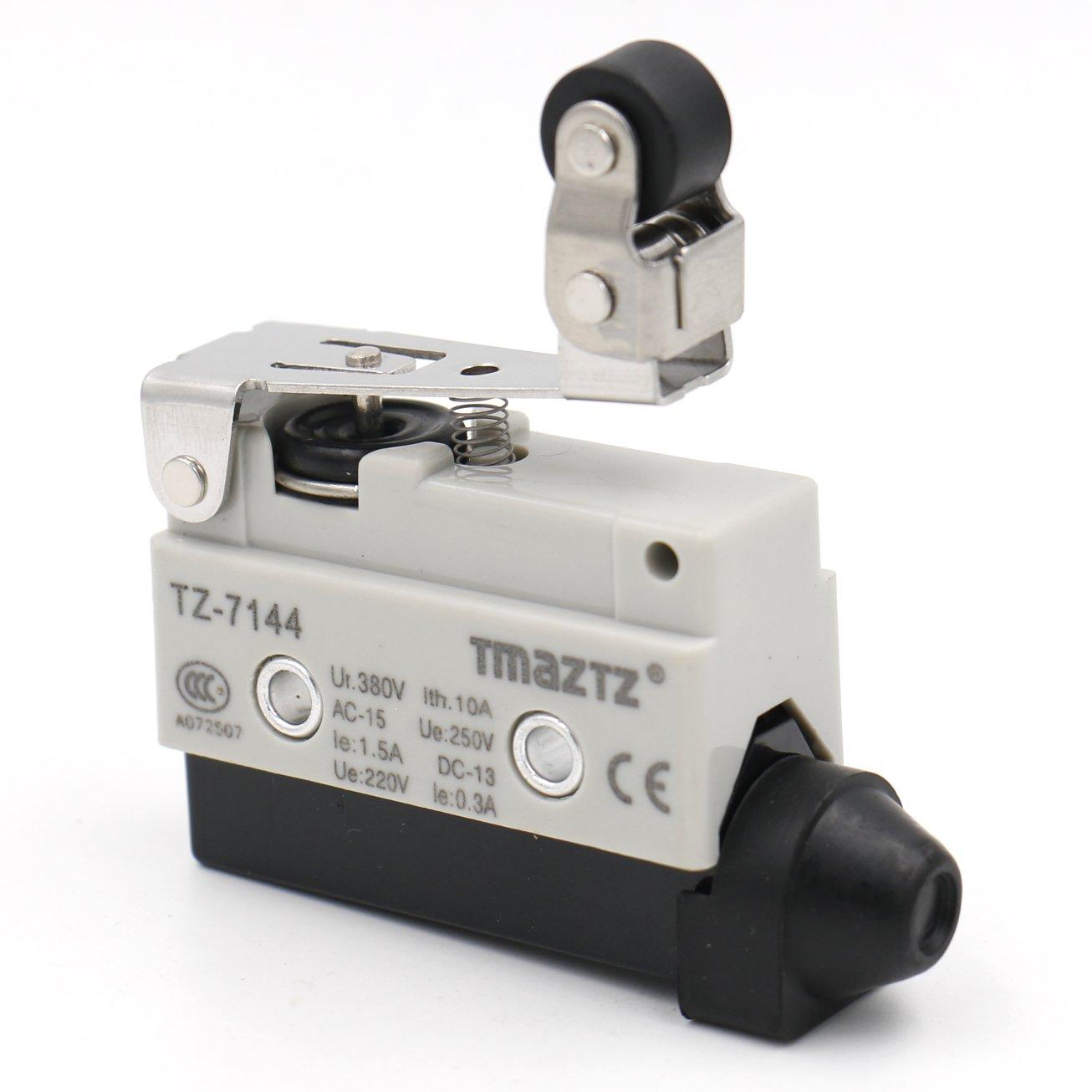 per Cnn Mill CA 380/V 10/A finecorsa orizzontale TZ-7144,/attuatore unipolare con leva a scatto Heschen