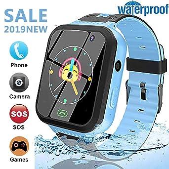 Reloj - Kids Smart Watch - para - 8772198788771: Amazon.es ...
