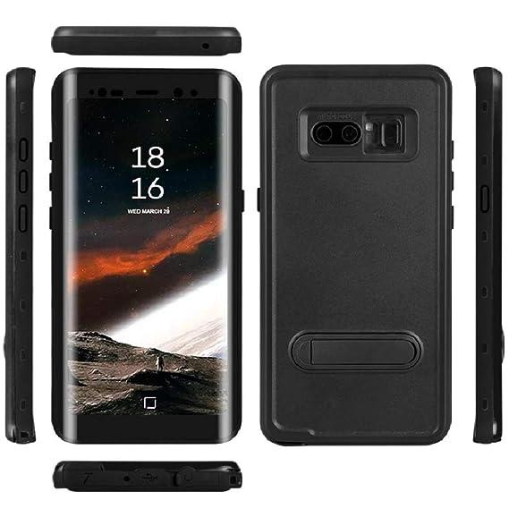 official photos 68a03 450e3 Amazon.com: Ip68 Waterproof Ultra-Thin Lightweight Bumper Case ...