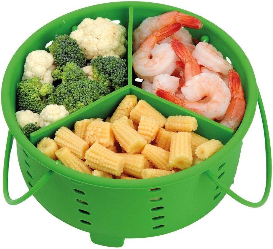 Chef Tastic Steamer Basket for Easier Food Preparation