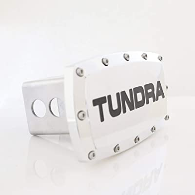 Toyota Tundra Logo Tow Hitch Cover: Automotive