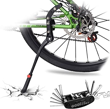 DOBEN Pata de Cabra Bicicleta Ajustable 24-29, AleacióN de ...