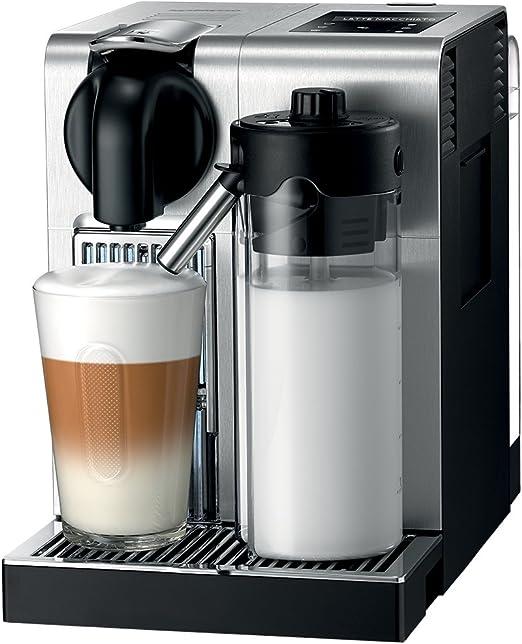 Nespresso Lattissima Pro Independiente Totalmente automática Máquina de café en cápsulas Negro, Acero inoxidable - Cafetera (Independiente, Máquina de café en cápsulas, Cápsula de café, Negro, Acero inoxidable): Amazon.es: Hogar