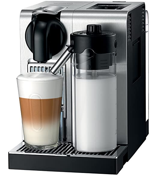 Nespresso Lattissima Pro Independiente Totalmente automática Máquina de café en cápsulas Negro, Acero inoxidable - Cafetera (Independiente, Máquina de café ...