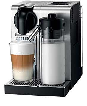 Nespresso Lattissima Pro Independiente Totalmente automática Máquina de café en cápsulas Negro, Acero inoxidable -