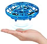 VENAS Flying Ball Toy Drones, Hand-Controlled Drone