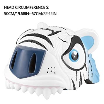 Ridecle - Casco Infantil con Forma de Animal, Casco de ...