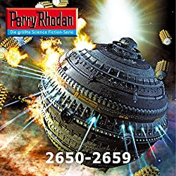 Perry Rhodan: Sammelband 26 (Perry Rhodan 2650-2659)