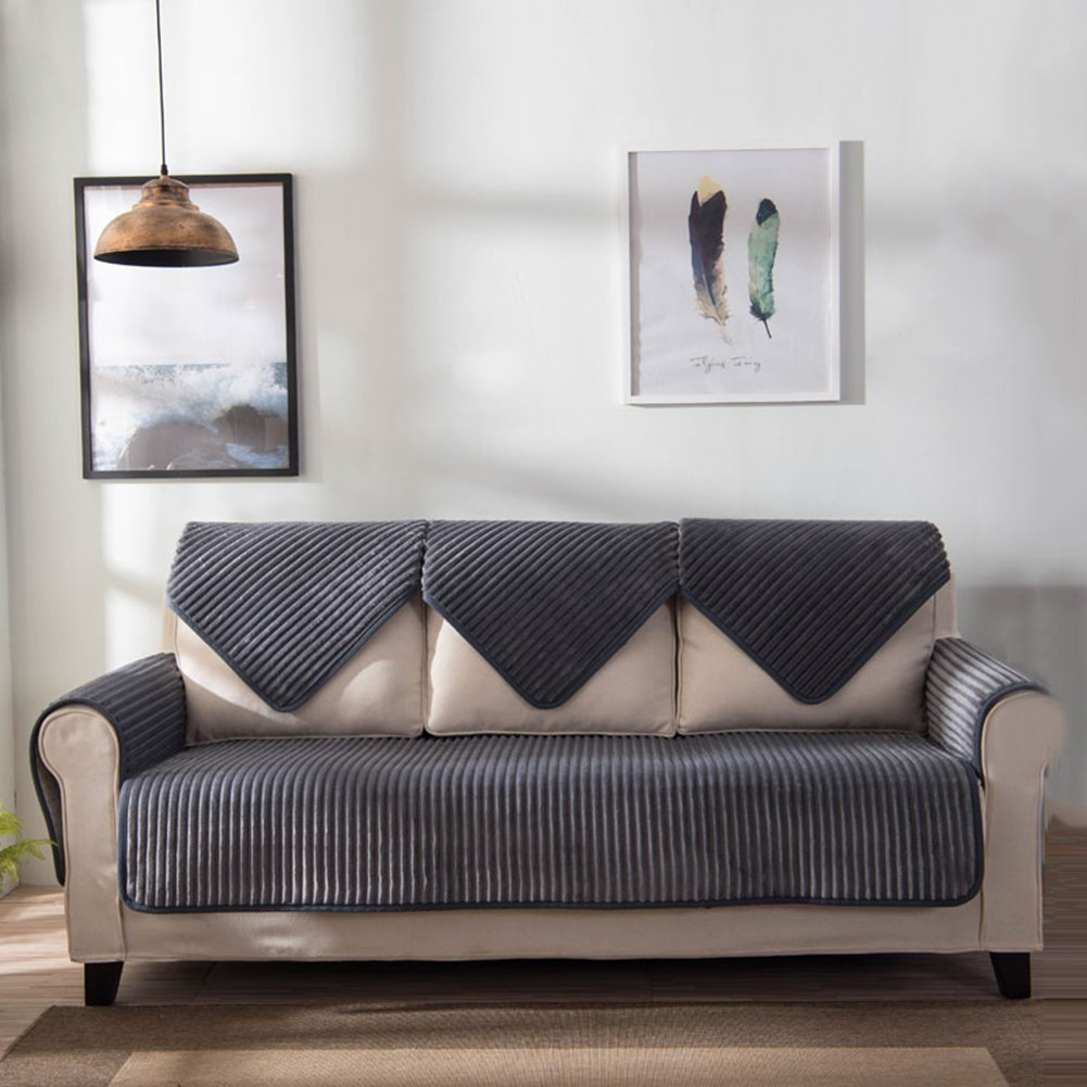 forcheer sofá Mats antideslizante cojín funda de asiento ...