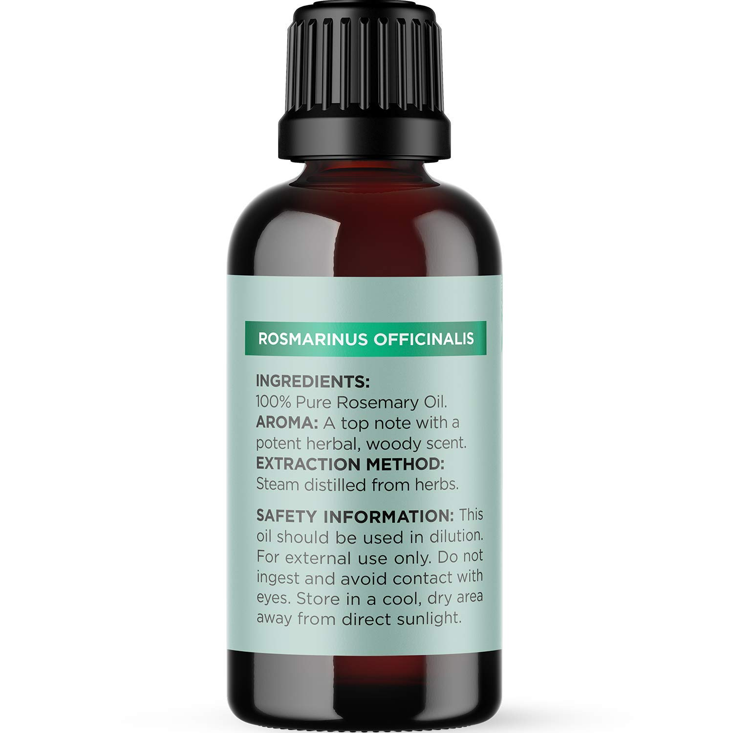 100% Pure Rosemary Essential Oil for Therapeutic Aromatherapy Stimulating Scalp Treatment for Healthy Hair Growth Anti Aging Antioxidant Ancient Beauty Elixir Natural Skin Care for Acne and Wrinkles: Beauty