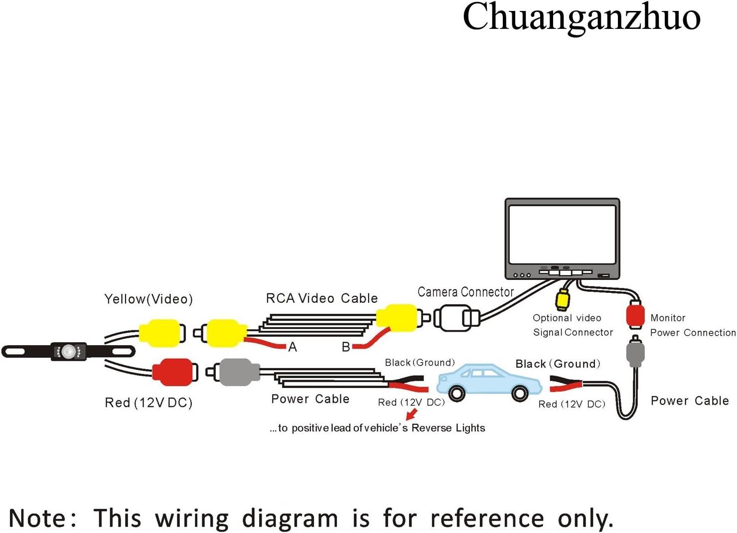 7 Lead Wiring Diagram