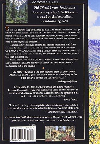 One-Mans-Wilderness-An-Alaskan-Odyssey