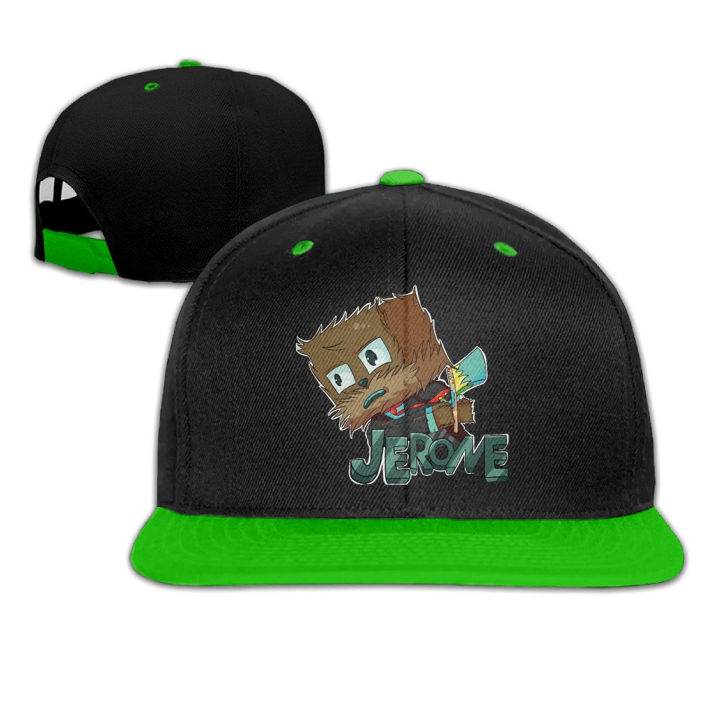 Fashionable JeromeASF Video Game Adjustable Baseball Hip-hop Caps