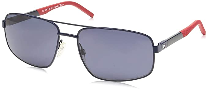 Tommy Hilfiger TH 1651/S Gafas de sol Multicolor (Mtt Blue ...