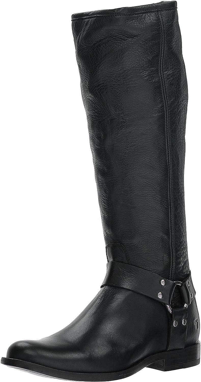 Frye Women's Phillip Harness Tall Knee High Boot