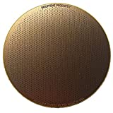 GoldTone Reusable Disk Coffee Filter for Aeropress Coffee and Espresso Makers - Stainless Steel