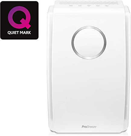 Pro Breeze purificador de Aire 5 en 1, Color Blanco: Amazon.es: Hogar