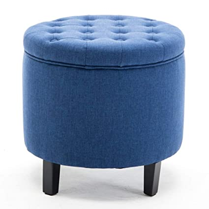 Peachy Amazon Com Allbest2You Modern Ottoman Storage Seat Large Gmtry Best Dining Table And Chair Ideas Images Gmtryco