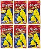 Playtex Handsaver Gloves Color May Vary - (6 Pairs) - Size: Small
