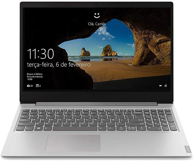 Notebook - Lenovo 81v70005br Amd Ryzen 5-3500u 2.10ghz 12gb 1tb Padrão Amd Radeon Rx Vega 8 Windows 10 Home Ideapad S145 15,6