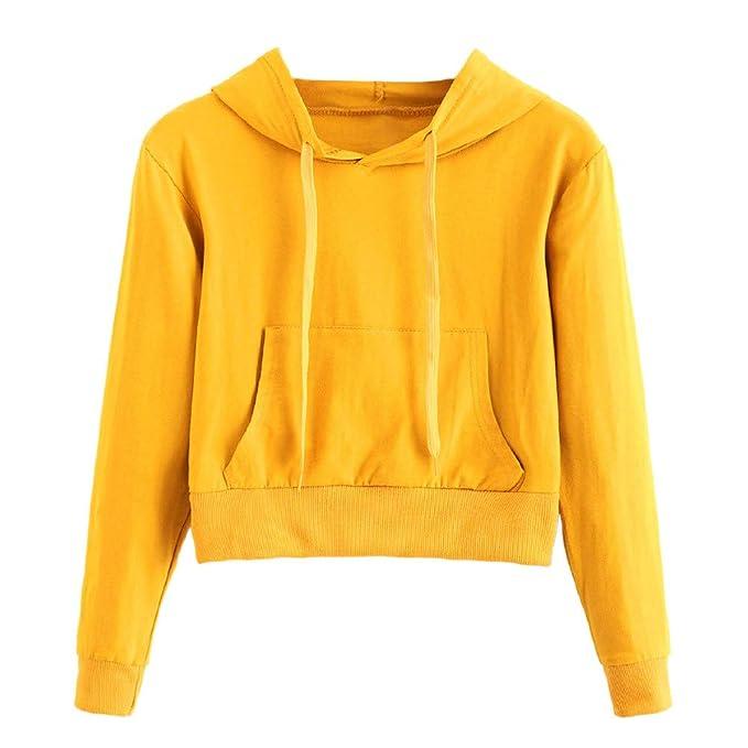 Sport Oberteil Hoodies Pullover Für Damen Sweatshirts Löcher 1JlcTKF