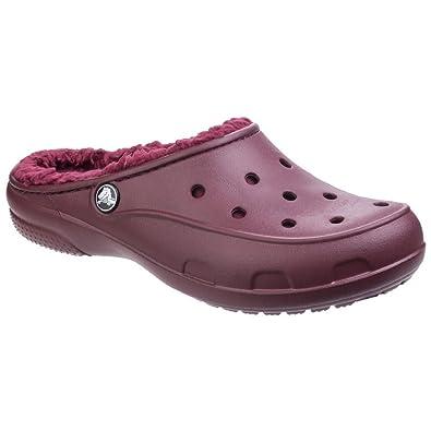 7c930462fc6 Crocs Moderne Femme - Violet - Garnet