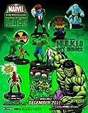 Neca Wizkids HeroClix Marvel - Incredible Hulk Booster Brick (10ct)