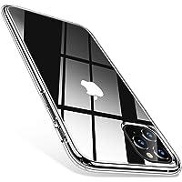 TORRAS iPhone 11 Pro Max ケース 6.5インチ対応2019 全透明 薄型 耐衝撃構造 米軍規格 SGS認証 黄変防止 レンズ保護 アイフォン 11 Pro Max 用カバー (クリスタル・クリア)