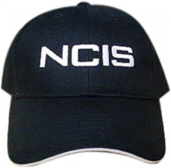 NCIS Especial Agentes Logo Negro Gorra Ajustable: Amazon.es: Ropa ...