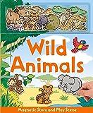 Wild Animals (Magnetic Story & Play Scene)