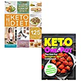 img - for Keto diet complete guide and keto one pot diet collection 2 books set book / textbook / text book