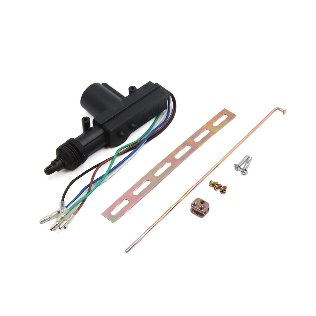Uxcell Car Central Locking System Keyless Entry With 4 Power Lock Actuator Wiring For Door Kit A17030700ux1873