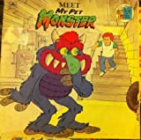 Meet My Pet Monster, Golden Books Staff, 0307119270