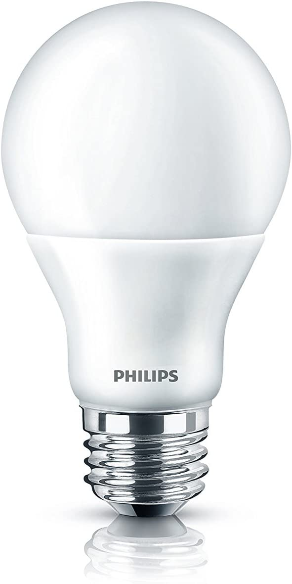 , Philips 462234 Led 60W A19 Bright White 3000K