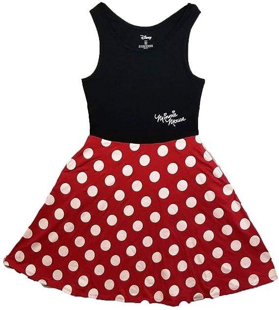 eba921ce7d9 Disney Women Junior Minnie Mouse Dress