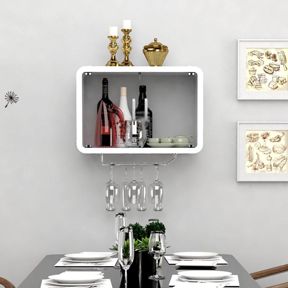 Wine racks LC Europäischer Weinkühler/Hoher Glas-Halter/Wand-Regal ...