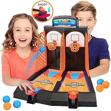 Dreamsbox Juego de máquina de Baloncesto Tablero Minibasket Juego ...