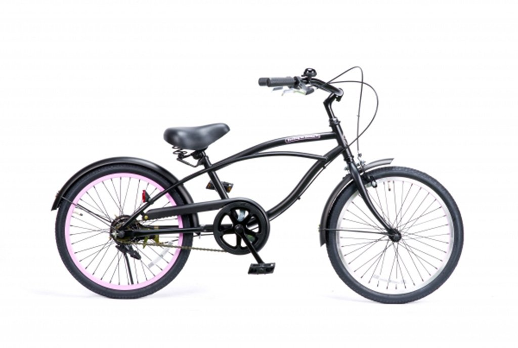 【 Feeling of decks FOD 20 inch@24840 】 フィーリングオブデッキ 20インチ自転車 サイクル B07543GCJ8 B.PINK B.PINK