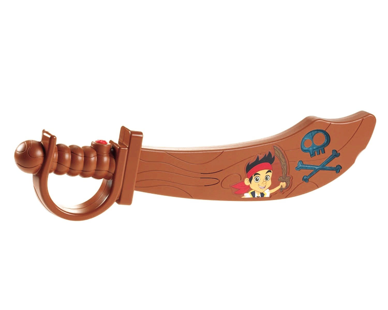 Jake y Los Pirata de Nunca Jamás - Arma de juguete (Mattel) X9092