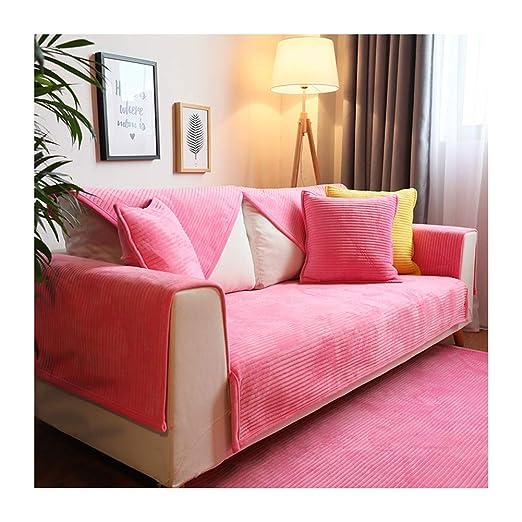 Amazon.com: KSWD - Funda de sofá de colores brillantes para ...