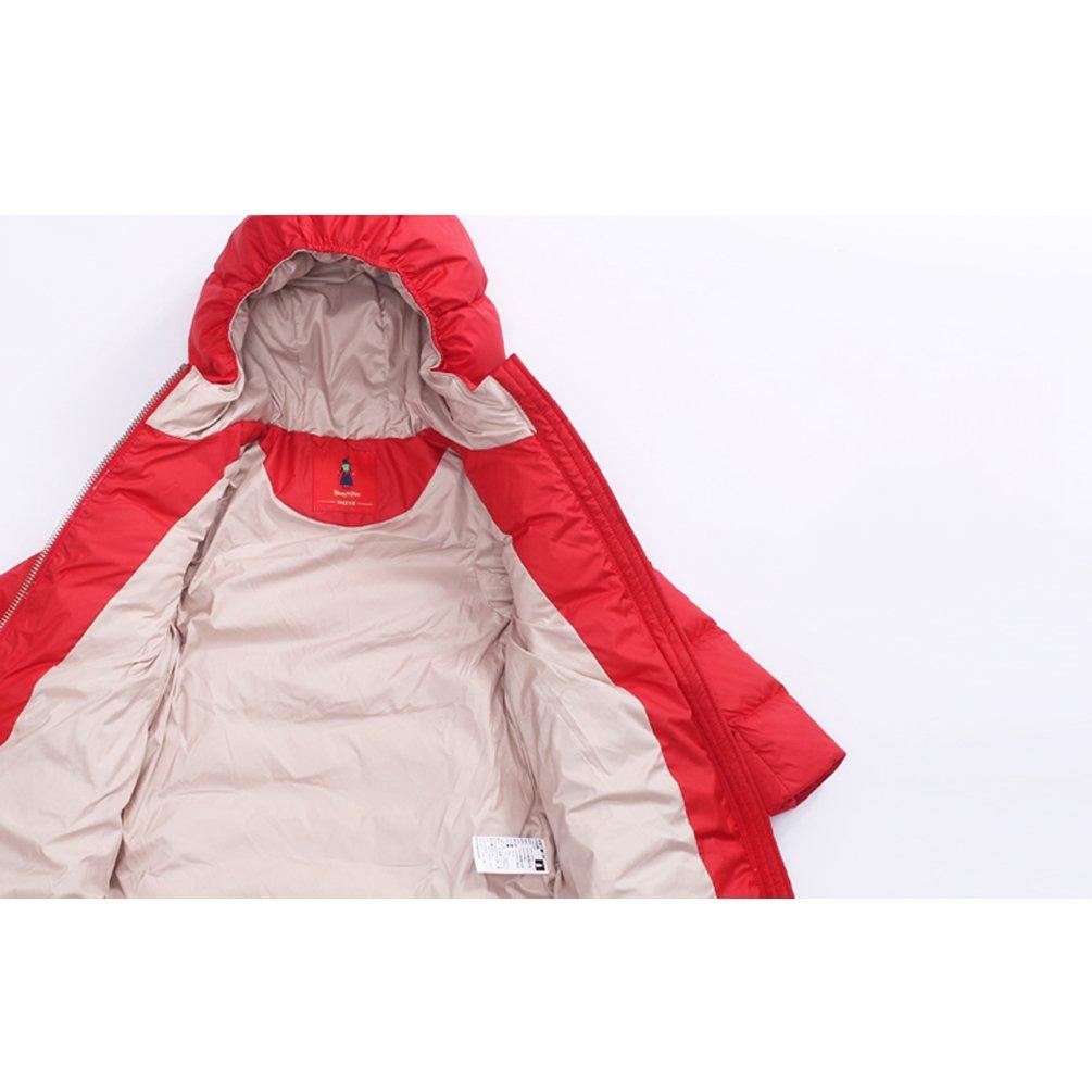Nanny McPhee Kids Down Coat Baby Girls Warm Long Down Puffer Jacket Outwear Kids Clothing by Nanny McPhee (Image #3)