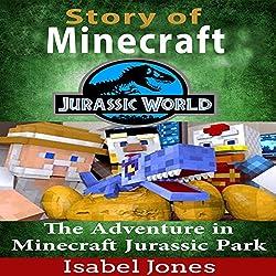Story of Minecraft Jurassic World