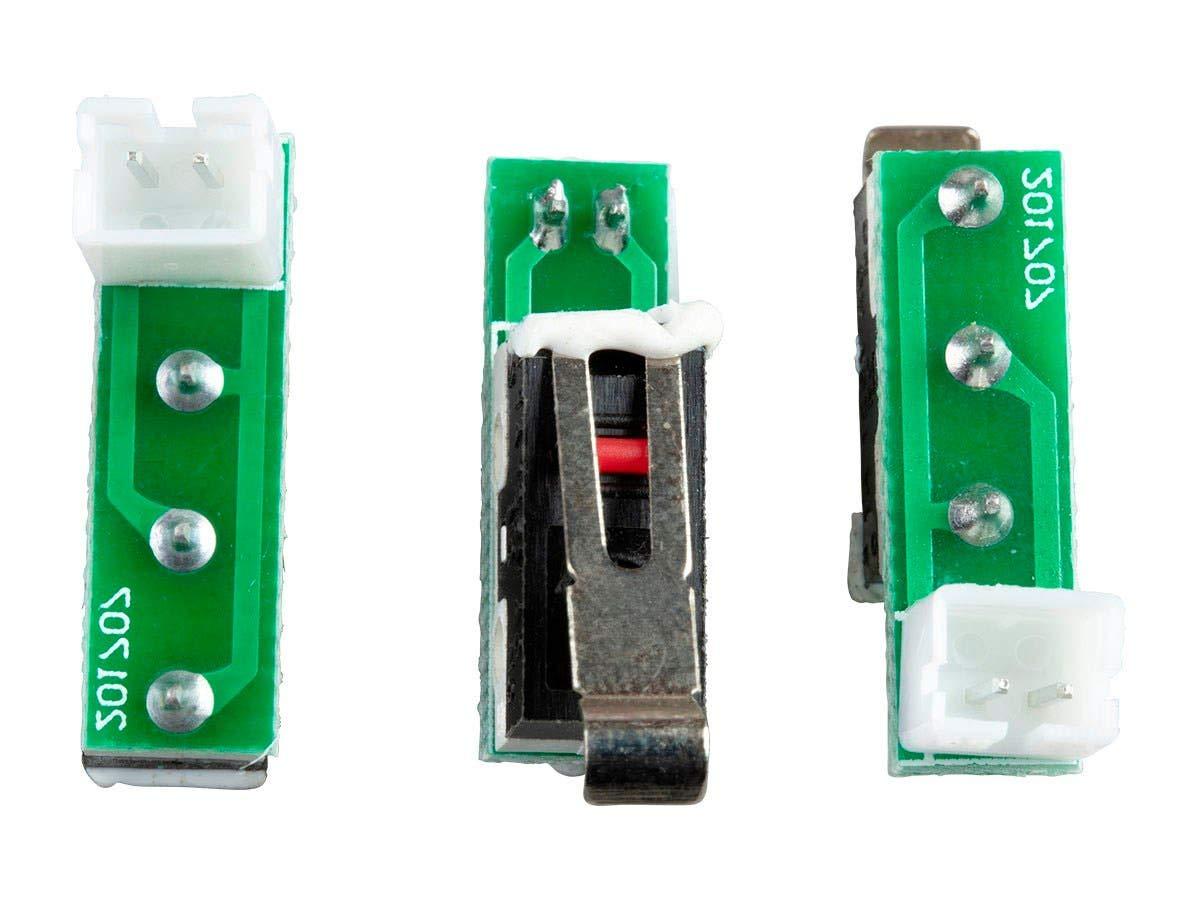 Monoprice MP Mini End Stop Set 3 piezas | Piezas de repuesto para ...