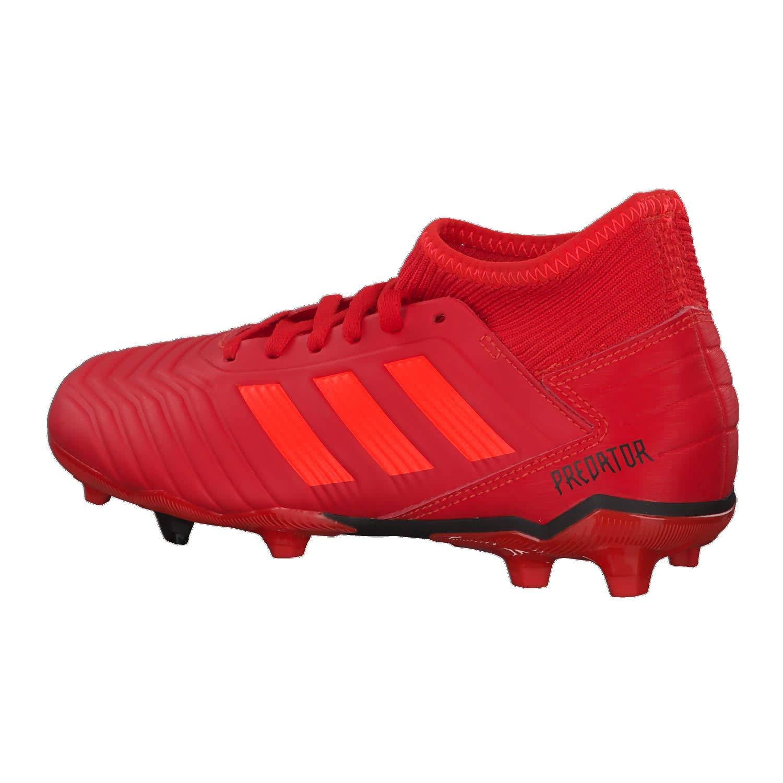 adidas Predator 19.3 FG J Zapatos para mujer Botas de fú