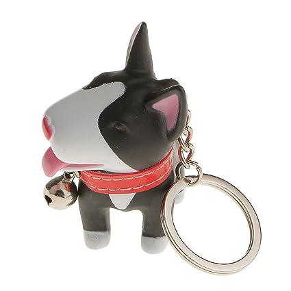 Kawaii Dog Boston Terrier Necklace Animal Pendant Chain Fashion Jewelry Gift